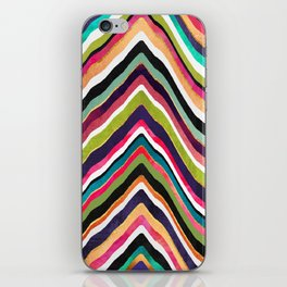 Color Slice iPhone Skin