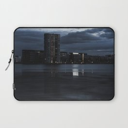 Silence of the morning Laptop Sleeve