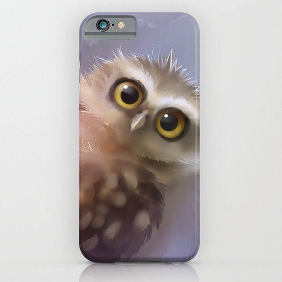 Burrowing Owl iPhone & iPod Case