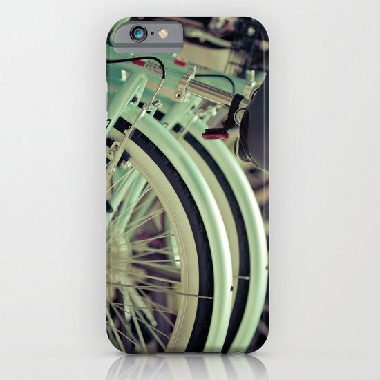 """""""Life is like a ten speed bicycle. Most of us have gears we never use."""" ~Charles M. Schulz~ iPhone & iPod Case"""