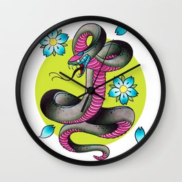 Long Tongue Liar Wall Clock