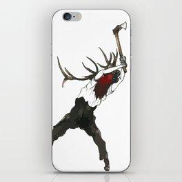 La coupe des Bois iPhone Skin