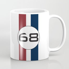 racing stripe .. #68 Coffee Mug