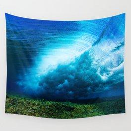 Fijian Surf Wall Tapestry