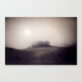 Explorations with Space: No. 4 Canvas Print