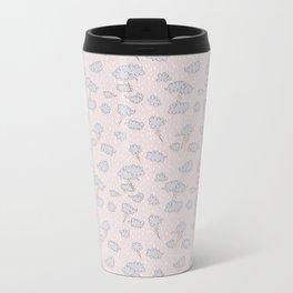 Rainy pattern Travel Mug