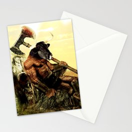The Minotaur's Rest Stationery Cards