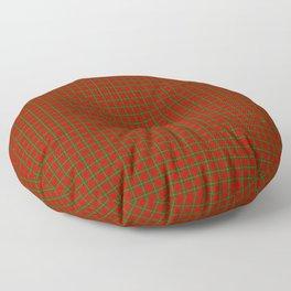 MacGregor Tartan Floor Pillow