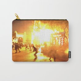 The Zombie Apocalypse  Carry-All Pouch