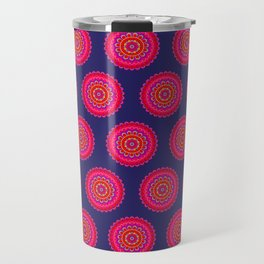 Masala Mandala Travel Mug