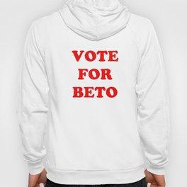 Vote for Beto Shirt Hoody