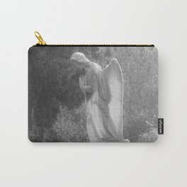 angel on the grave Carry-All Pouch