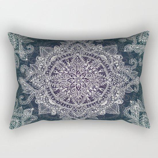 Mandala Magic  Rectangular Pillow