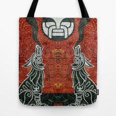 The Road on the Sky Tote Bag