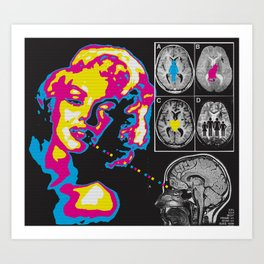 Mind of Man Art Print