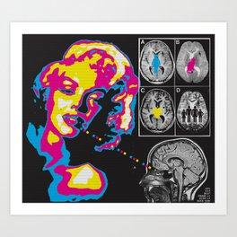 Mind of Man Art Print