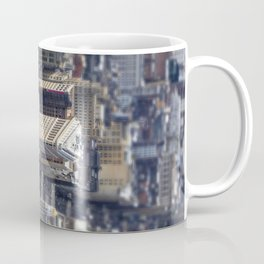Flatiron from above. Coffee Mug