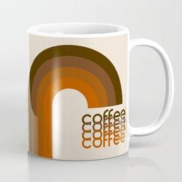 Cocoa Coffee Rainbow Coffee Mug