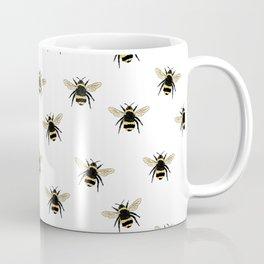 Bumble Bee pattern Coffee Mug