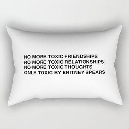 IT BR*TNEY B*TCH Rectangular Pillow