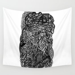 2 or 3 pens Wall Tapestry