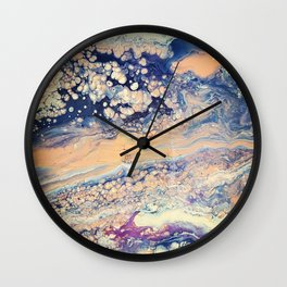 Petrified Wall Clock