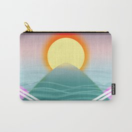 Sunrise Over the Mountaintop (Design Form) Carry-All Pouch