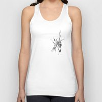 hydra Tank Tops featuring Hydra by Cloudery