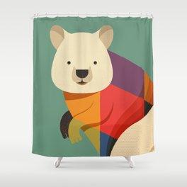 Quokka Shower Curtain