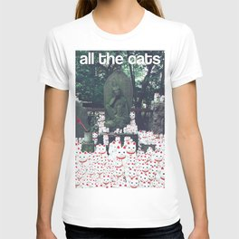 All The Cats T-shirt