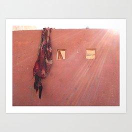 Light in Jordan Art Print