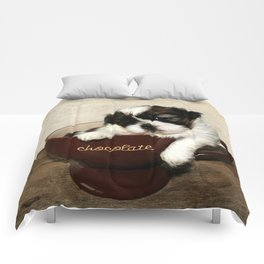Cup of Puppy Comforters