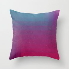 In Between Throw Pillow