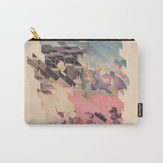s t r i s c i a t o Carry-All Pouch