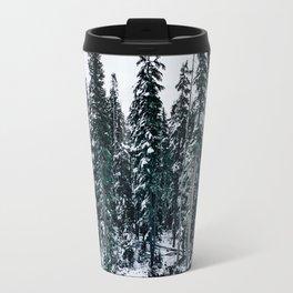 Dusting of Snow Travel Mug