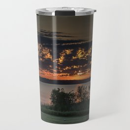 Morning Colors Travel Mug