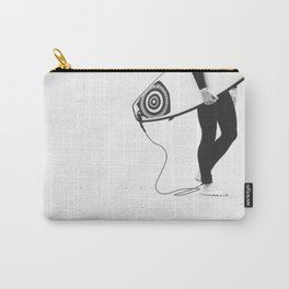 catch a wave V Carry-All Pouch