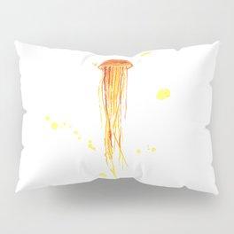Tangerine Squishy Pillow Sham
