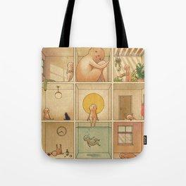 Rooms Tote Bag