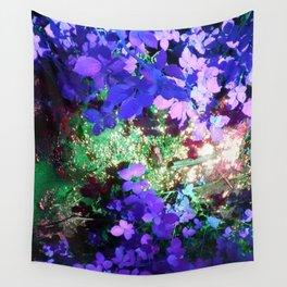 Iris Julep Wall Tapestry