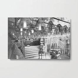 Temple #1 Metal Print