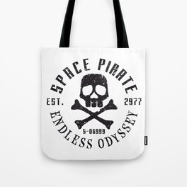 Space Pirate – Endless Odyssey Tote Bag