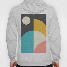 geometric abstract 47 Hoody