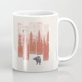 A Bear in the Wild... Coffee Mug