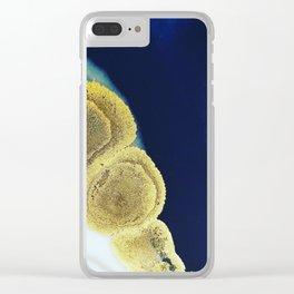 Harper I Clear iPhone Case