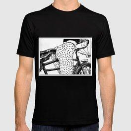 asc 409 - Le velociraptor (The velociraptor) T-shirt