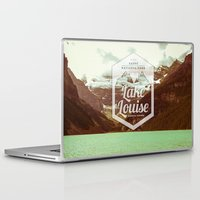 canada Laptop & iPad Skins featuring CANADA by Anna Trokan