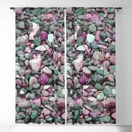 Over hill and dale Blackout Curtain