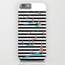 Sailor - handmade digital drawing iPhone Case