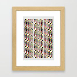 Untitled Three Framed Art Print